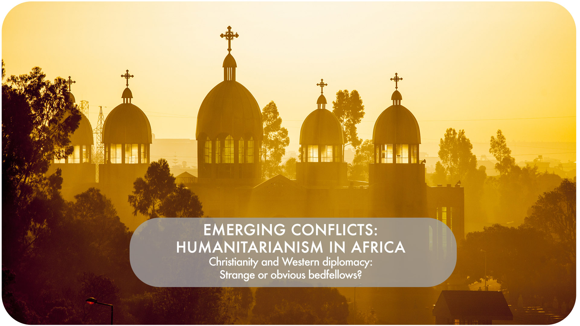 humanitarianism in africa