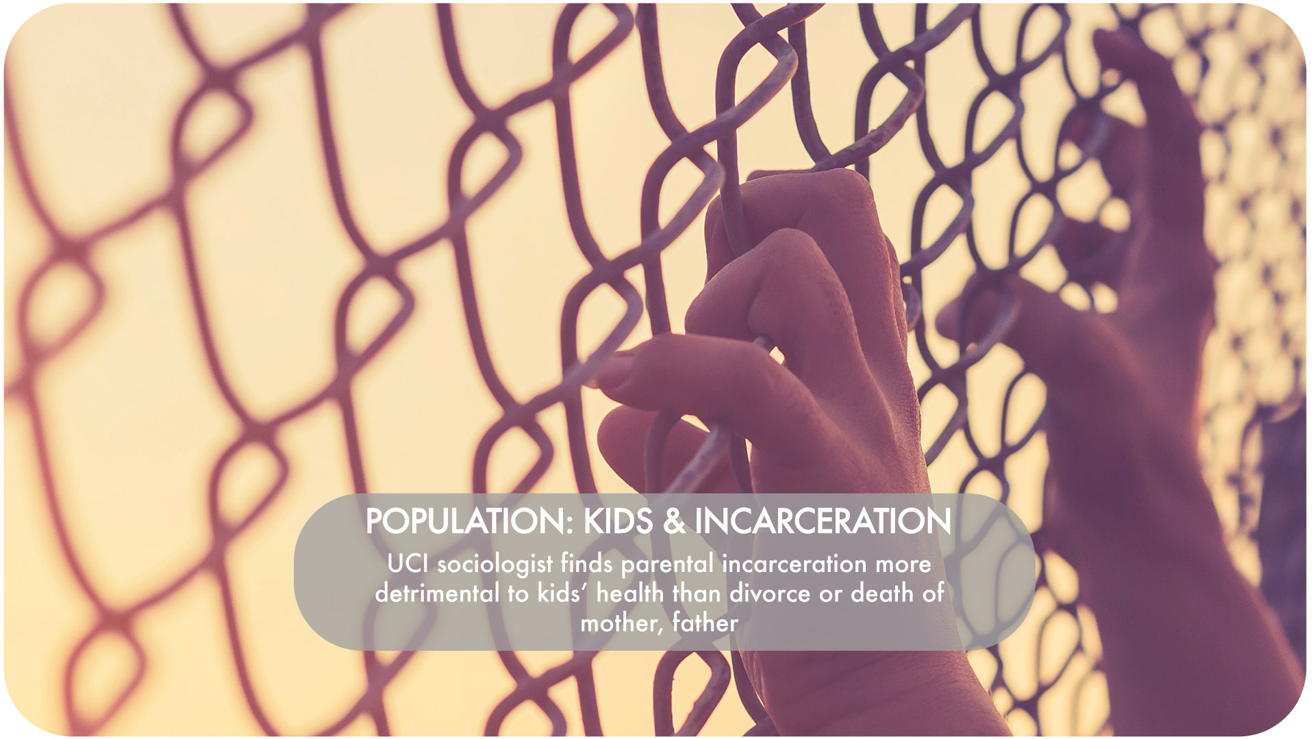 kids and incarceration